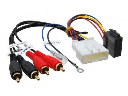 106651 2 adapter pro aktivni audio system nissan