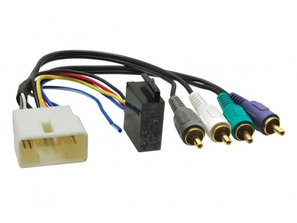 106657 2 adapter pro aktivni audio system toyota lexus 92 99