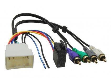 106660 2 adapter pro aktivni audio system toyota 99