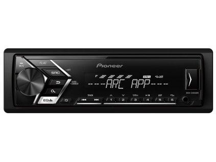 115257 autoradio pioneer mvh s100ubw