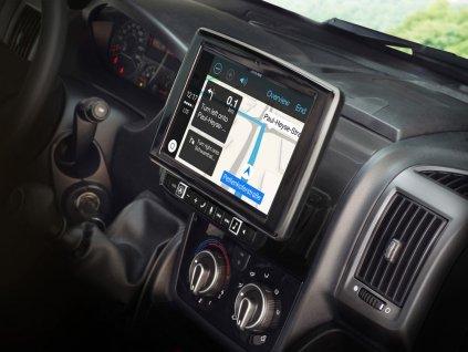 Mobilní Mediální Stanice Alpine i902D-DU