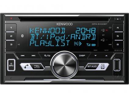 117237 autoradio kenwood dpx 5100bt