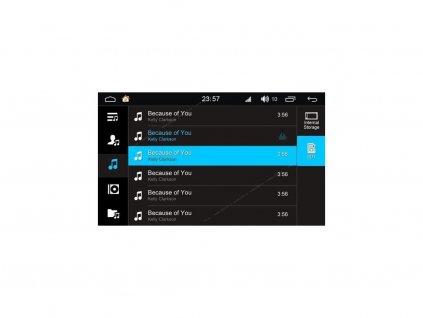 Autorádio Geborn Android W305
