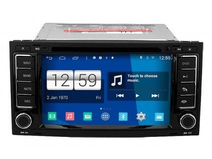 Autoradio Geborn Android W042