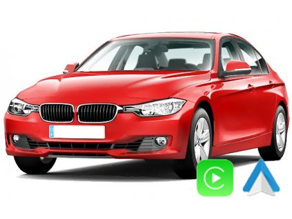 bmw carplay a android auto