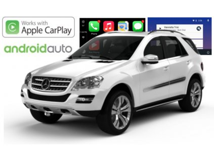 mercedes carplay android auto