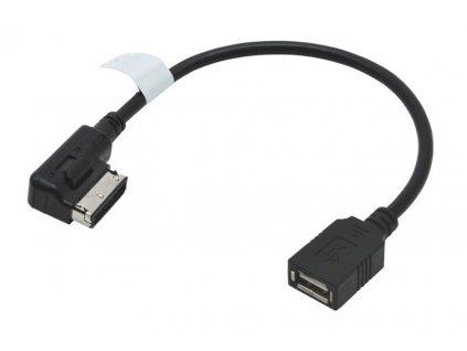 MDI USB propojovaci kabel Audi VW skoda 9
