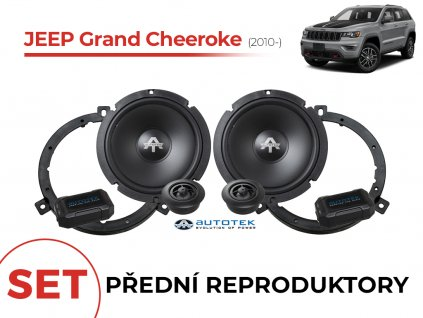 Jeep Grand Cheeroke atk predni