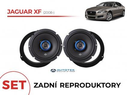 Jaguar XF atk zadni