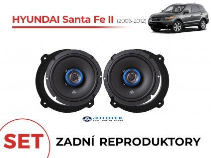 Hyundai Santa fe II atk zadni