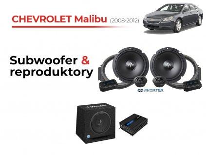 Chevrolet Malibu atk komplet