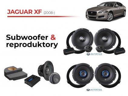 Jaguar XF atk komplet