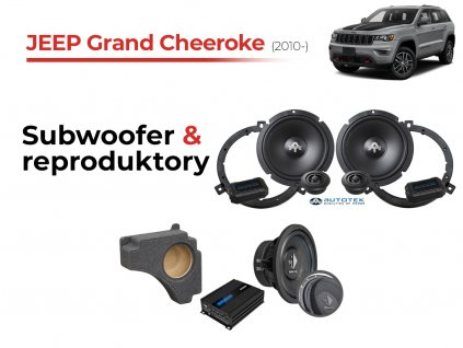 Jeep Grand Cheeroke atk komplet