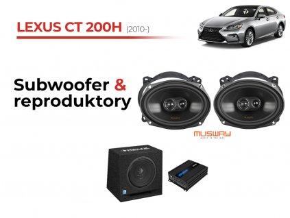 Lexus CT200H msw komplet