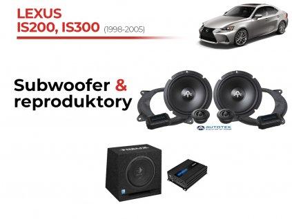 Lexus IS200 300 atk komplet