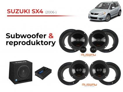 Suzuki SX4 msw komplet