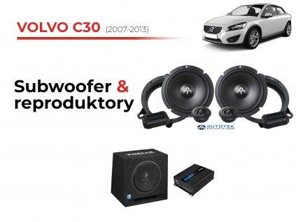 Volvo C30 atk komplet