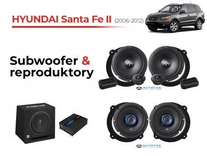 Hyundai Santa fe II atk komplet
