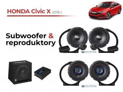 Honda Civic X atk komplet