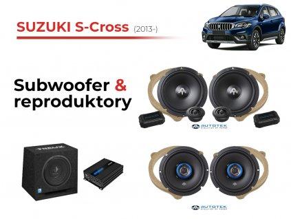 Suzuki S Cross atk komplet