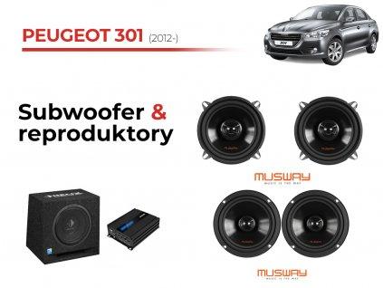 Peugeot 301 msw komplet
