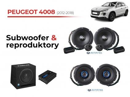 Peugeot 4008 atk komplet