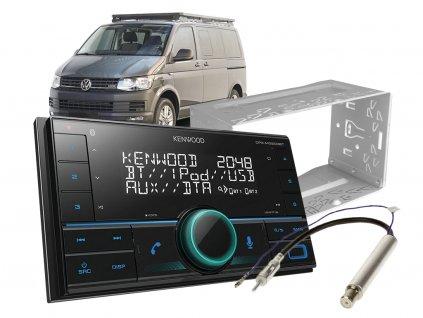 autoradio kenwood set transporter T5
