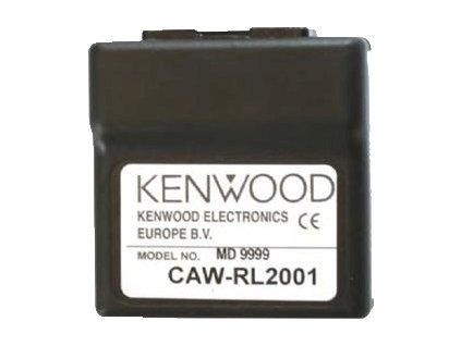 Adaptér pro ovládání na volantu VW / Seat / Škoda / Audi Kenwood CAW-RL2001