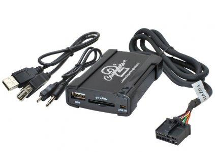 USB AUX vstup Mazda 6