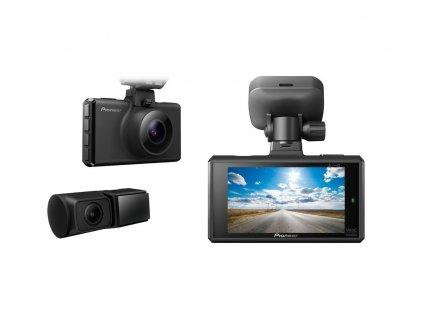 Záznamové kamery Pioneer VREC-DH300