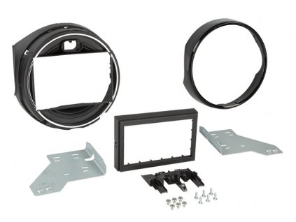 Adapter 2DIN autoradia BMW Mini 16