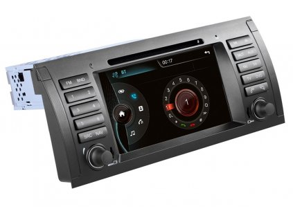 Autorádio Geborn BMW E39/E53