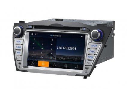 Autorádio Geborn Hyundai IX35