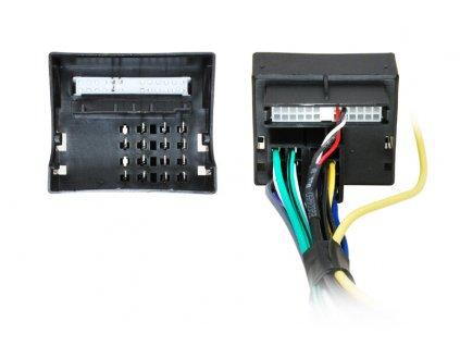 Adaptér pro ovládání na volantu BMW s OEM parkovacími čidly