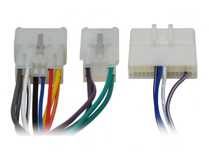 99781 adapter pro ovladani na volantu toyota 11