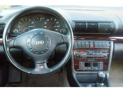 Redukční rámeček 1din pro Audi A4 / A6 / A8