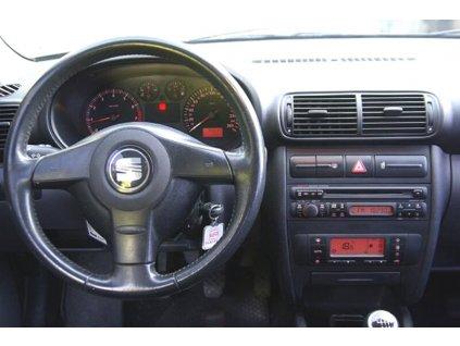 Redukční rámeček 1din pro Audi A3 / A6, Seat Leon / Toledo
