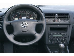 Redukční rámeček 2din pro Seat / Škoda / VW / Ford