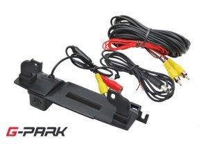 CCD parkovací kamera Nissan Tiida