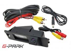 CCD parkovací kamera Nissan / Dacia