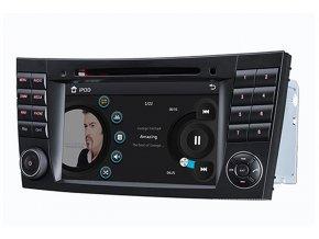 Autorádio Geborn Mercedes-Benz W211/W219/W463