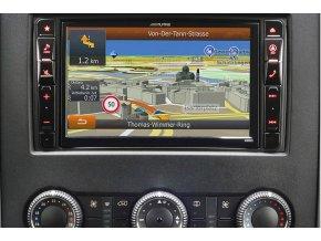 Navigační systém Alpine pro Mercedes-Benz Sprinter/VW Crafter