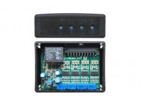 Adaptér pro aktivní audio systém Saab