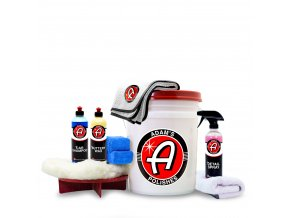 adams polishes basic wash wax kit