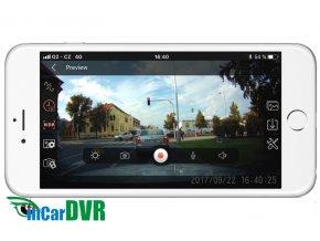 DVR kamera Mercedes E