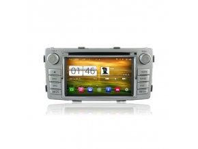 android toyota navigation m143 roadnav s160