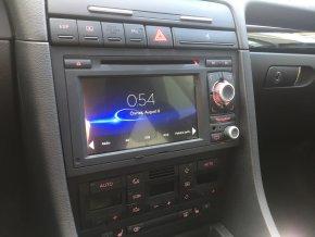 Autorádio Geborn Audi A4