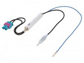 Anténní adaptér-napájení double FAKRA-DIN