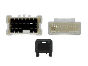 Adaptér pro ovládání na volantu Dacia / Renault / Mercedes Benz / Opel