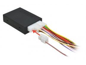Adaptér pro ovládání na volantu pro KENWOOD / PANASONIC / ZENEC